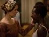 Sarah Paulson и Lupita Nyong'o в фильме 12 лет рабства (12 Years a Slave)