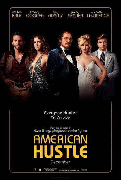 Фильм Афера по-американски (American Hustle)