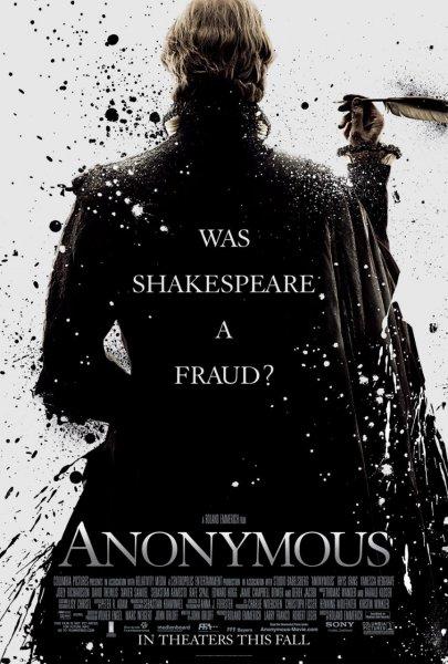 Фильм Аноним (Anonymous)