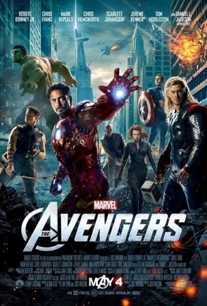 Фильм Мстители (Avengers)