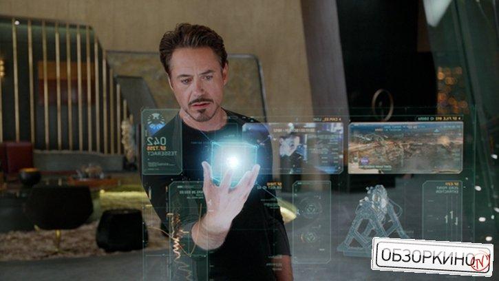 Robert Downey Jr. в фильме Мстители (Avengers)