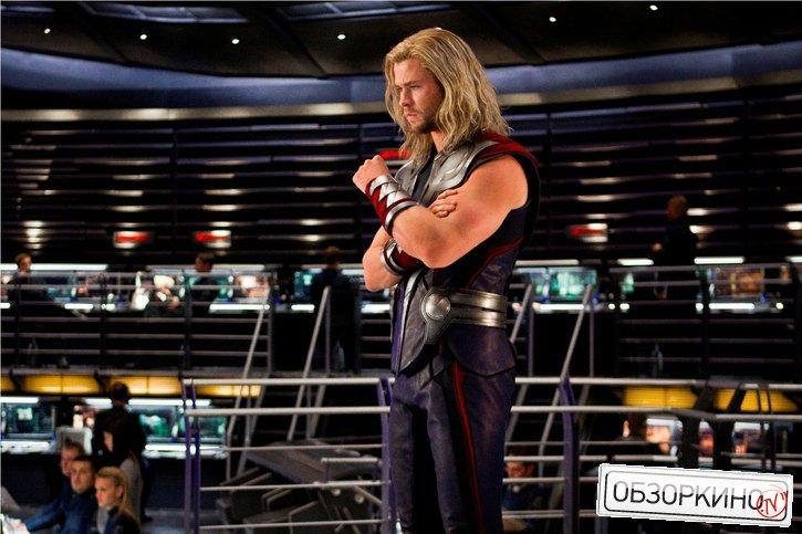 Chris Hemsworth в фильме Мстители (Avengers)