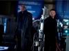 Jeremy Renner и Samuel L. Jackson в фильме Мстители (Avengers)