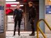 Cobie Smulders и Jeremy Renner в фильме Мстители (Avengers)