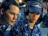 Taylor Kitsch и Rihanna в фильме Морской бой (Battleship)