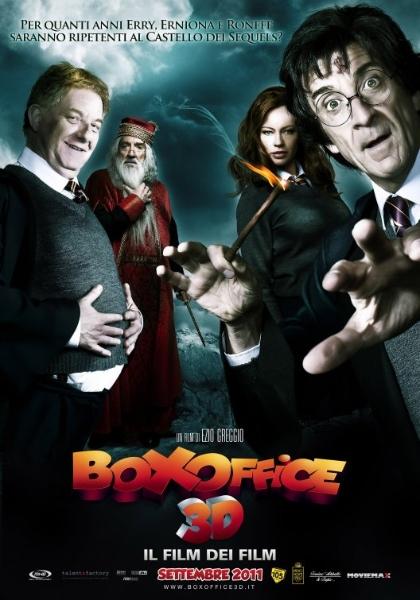 Фильм Блокбастер 3D (Box Office 3D - Il film dei film)