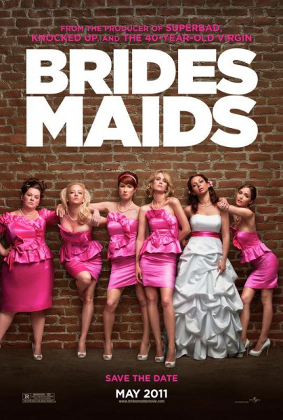 Фильм Девичник в Вегасе (Bridemaids)