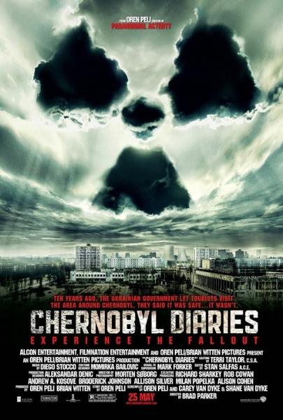 Фильм Запретная зона (Chernobyl Diaries)