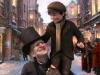 Сцена из мультфильма Рождественская история (A Christmas Carol)