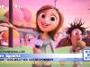 Сцена из мультфильма Облачно, возможны осадки в виде фрикаделек (Cloudy With A Chance Of Meatballs)