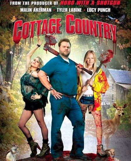 Фильм Убойный уикенд (Cottage Country)