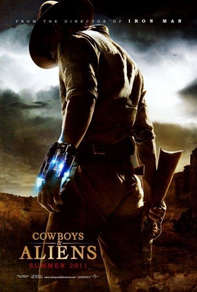 Фильм Ковбои против пришельцев (Cowboys and aliens)