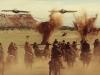Сцена из фильма Ковбои против пришельцев (Cowboys and aliens)