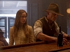 Olivia Wilde и Daniel Craig в фильме Ковбои против пришельцев (Cowboys and aliens)