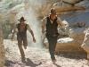 Daniel Craig и Harrison Ford в фильме Ковбои против пришельцев (Cowboys and aliens)