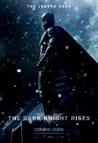 Фильм Темный рыцарь Возрождение легенды (Dark Knight Rises)