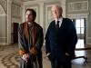 Christian Bale и Michael Caine в фильме Темный рыцарь Возрождение легенды (Dark Knight Rises)