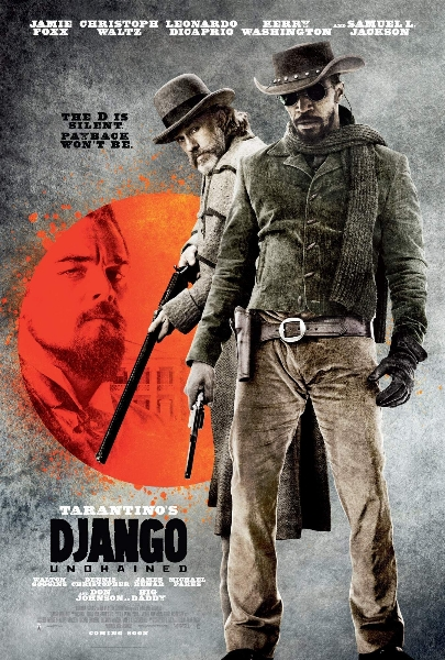 Фильм Джанго освобожденный (Django)