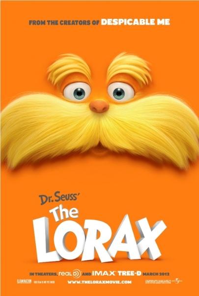 Мультфильм Лоракс (Dr. Seuss' The Lorax)
