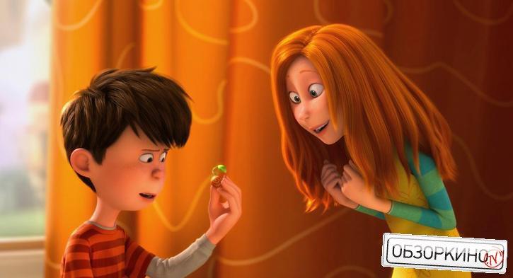Сцена из мультфильма Лоракс (Dr. Seuss\' The Lorax)