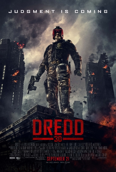 Фильм Судья Дредд (Dredd)