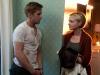 Ryan Gosling и Carey Mulligan в фильме Драйв (Drive)
