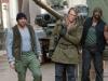 Randy Couture, Dolph Lundgren и Terry Crews