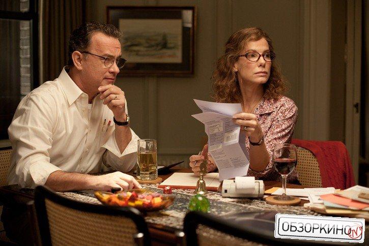 Tom Hanks и Sandra Bullock в фильме Жутко громко и запредельно близко (Extremely Loud & Incredibly Close)