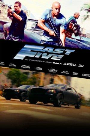 Фильм Форсаж 5 (Fast Five)