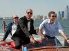 Richard Jenkins, Woody Harrelson и Justin Timberlake в фильме Секс по дружбе (Friends With Benefits)