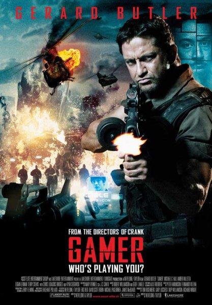 Фильм Геймер (Gamer)