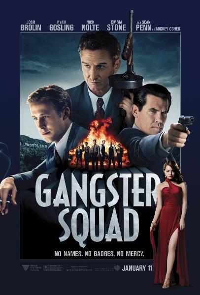 Фильм Охотники на гангстеров (Gangster Squad)