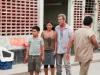 Mel Gibson, Dolores Heredia и Kevin Hernandez в фильме Веселые каникулы (Get the Gringo)