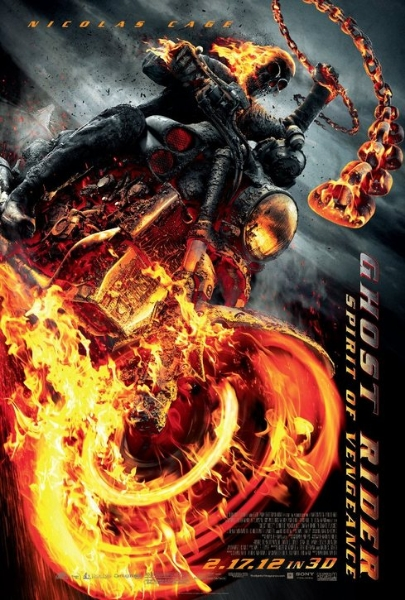 Фильм Призрачный гонщик 2 (Ghost Rider: Spirit of Vengeance)