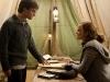 Daniel Radcliffe и Emma Watson в фильме Гарри Поттер и дары смерти. Часть 1 (Harry Potter And The Deathly Hallows Part 1)