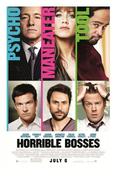 Фильм Несносные боссы (Horrible Bosses)