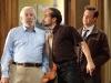 Colin Farrell, Donald Sutherland и Jason Sudeikis в фильме Несносные боссы (Horrible Bosses)