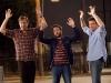 Charlie Day, Jason Sudeikis и Jason Bateman в фильме Несносные боссы (Horrible Bosses)