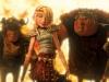 Сцена из мультфильма Как приручить дракона (How To Train Your Dragon)