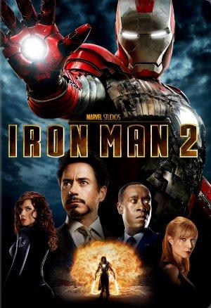Фильм Железный человек 2 (Iron Man 2)