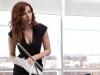 Scarlett Johansson в фильме Железный человек 2 (Iron Man 2)