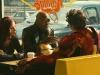 Scarlett Johansson, Robert Downey Jr. и Samuel L. Jackson в фильме Железный человек 2 (Iron Man 2)