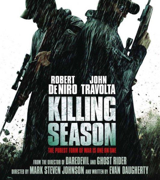 Фильм Сезон убийц (Killing Season)