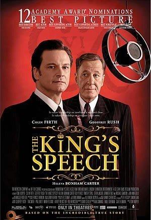 Фильм Король говорит! (King's Speech)