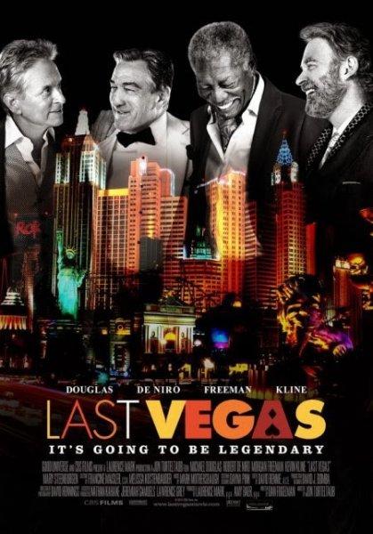 Фильм Старперцы (Last Vegas)