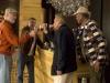 Kevin Kline, Robert De Niro, Michael Douglas и Morgan Freeman в фильме Старперцы (Last Vegas)