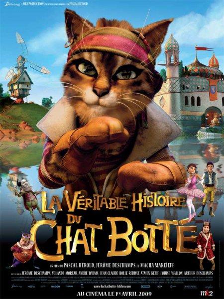 Мультфильм Правдивая история кота в сапогах