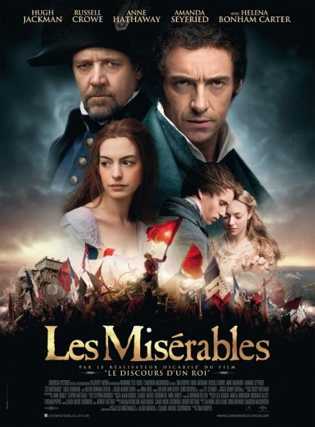 Фильм Отверженные (Les Miserables)