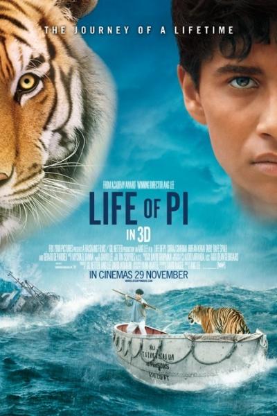 Фильм Жизнь Пи (Life of Pi)