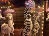 Сцена из мультфильма Мадагаскар (Madagascar 3)